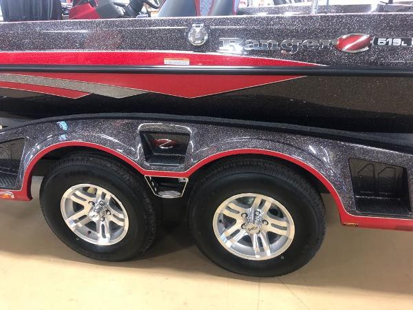 2020 Ranger Boats boat for sale, model of the boat is Z519L & Image # 11 of 17