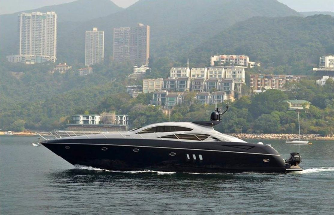 Sunseeker Predator 72 Profile