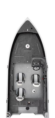 2021 Alumacraft boat for sale, model of the boat is Competitor 165 CS & Image # 1 of 1