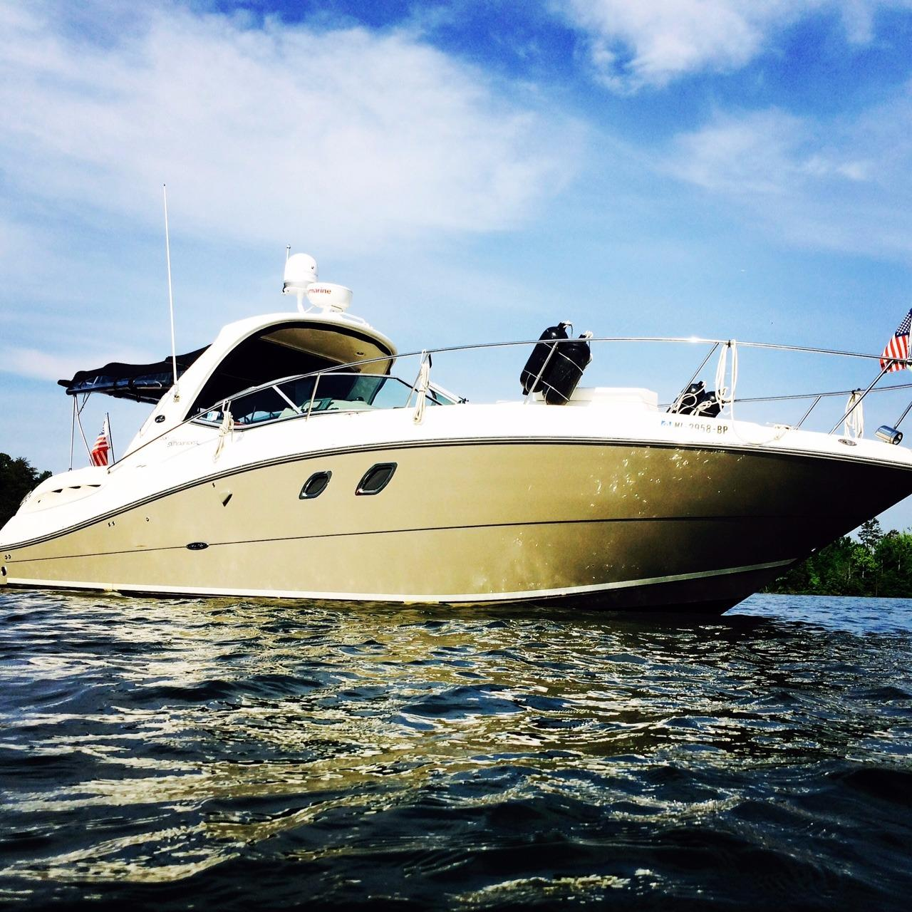 35 sea ray 2008 for sale in pickwick tennessee us for Sea ray motor yacht for sale