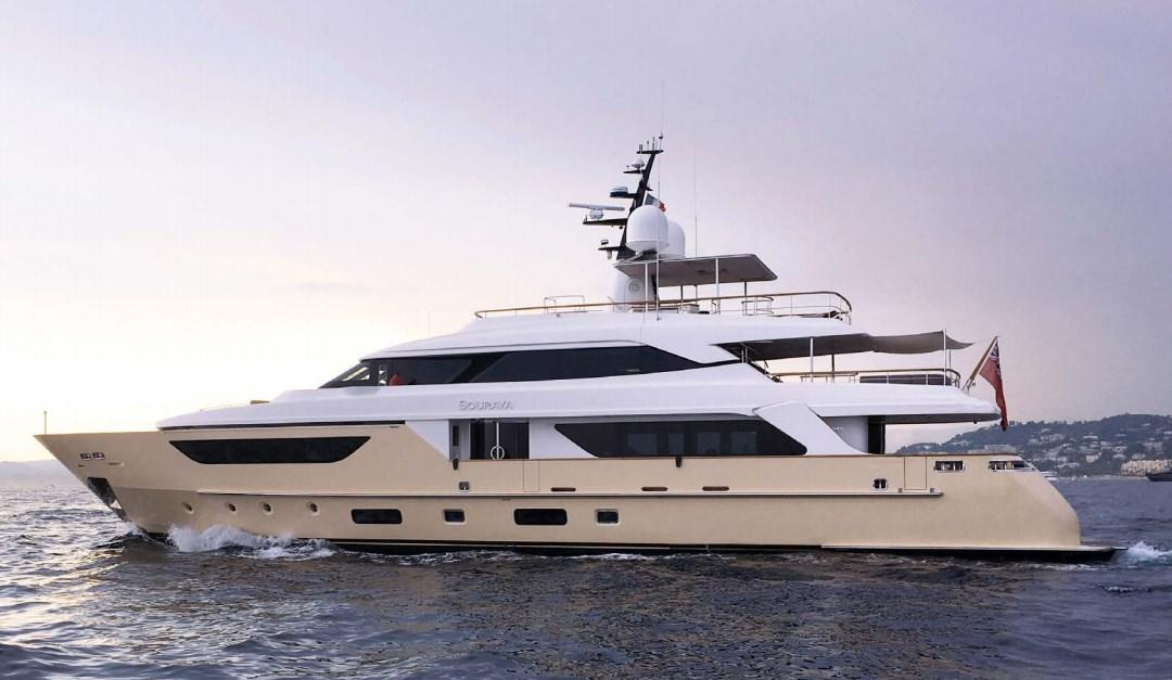 Yacht Sales SD122 5473