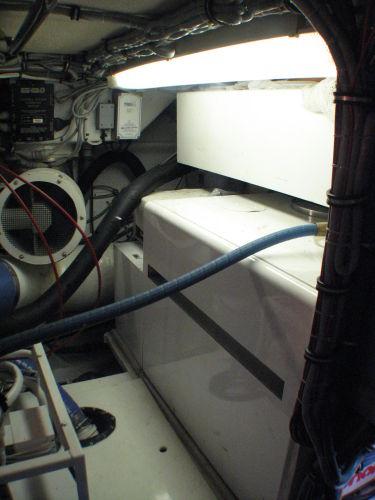 Onan Generator on Starboard Side