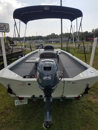 2018 Alumacraft boat for sale, model of the boat is Crapipe & Image # 7 of 14
