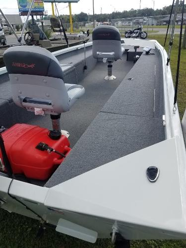 2018 Alumacraft boat for sale, model of the boat is Crapipe & Image # 8 of 14