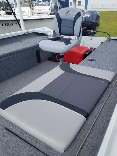 2018 Alumacraft boat for sale, model of the boat is Crapipe & Image # 9 of 14