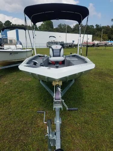 2018 Alumacraft boat for sale, model of the boat is Crapipe & Image # 12 of 14