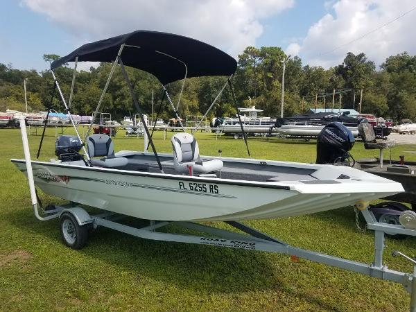 For Sale: 2018 Alumacraft Crapipe 16ft<br/>Nobles  Marine