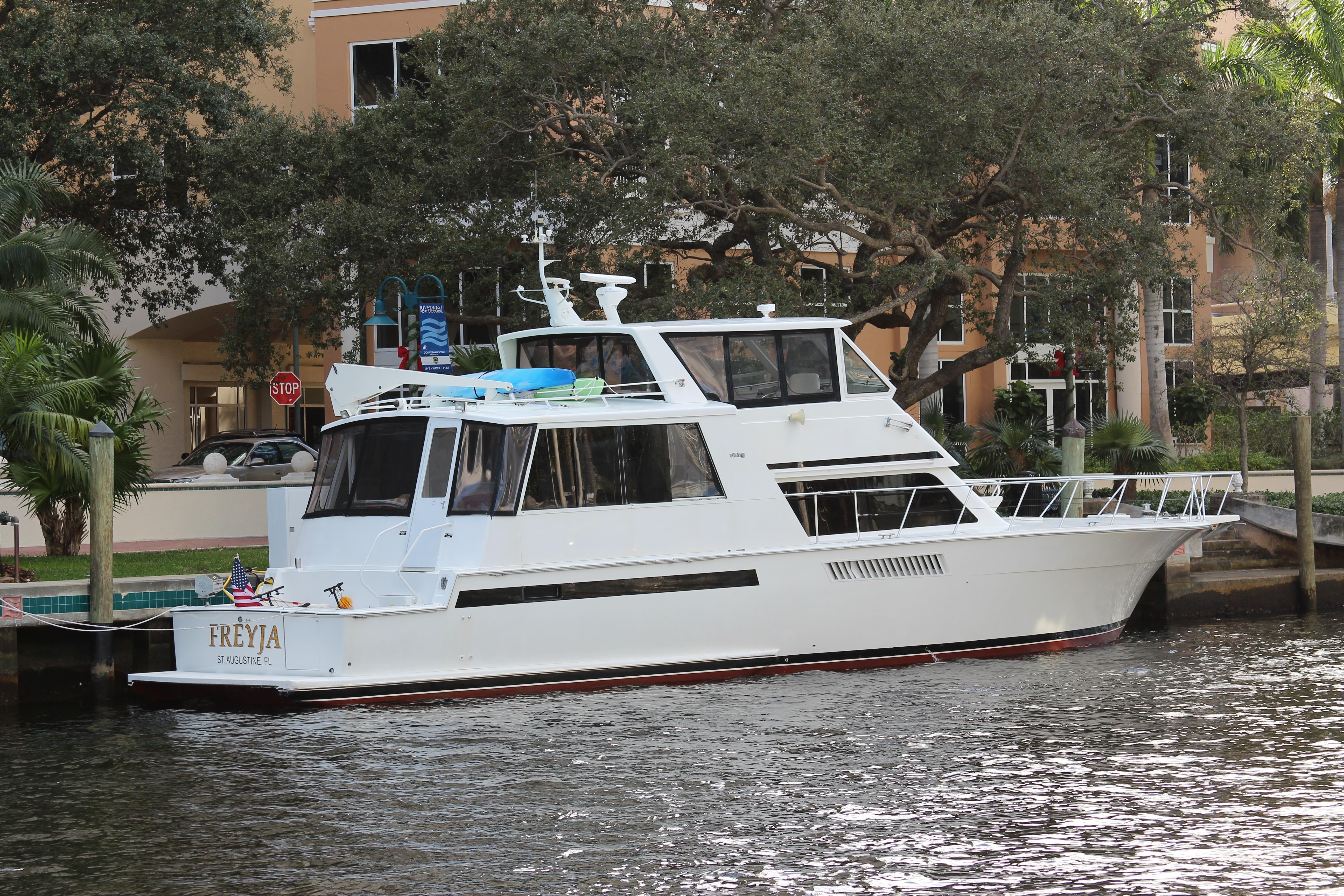 60 viking 1998 freyja for sale in ft lauderdale florida for 60 viking motor yacht for sale