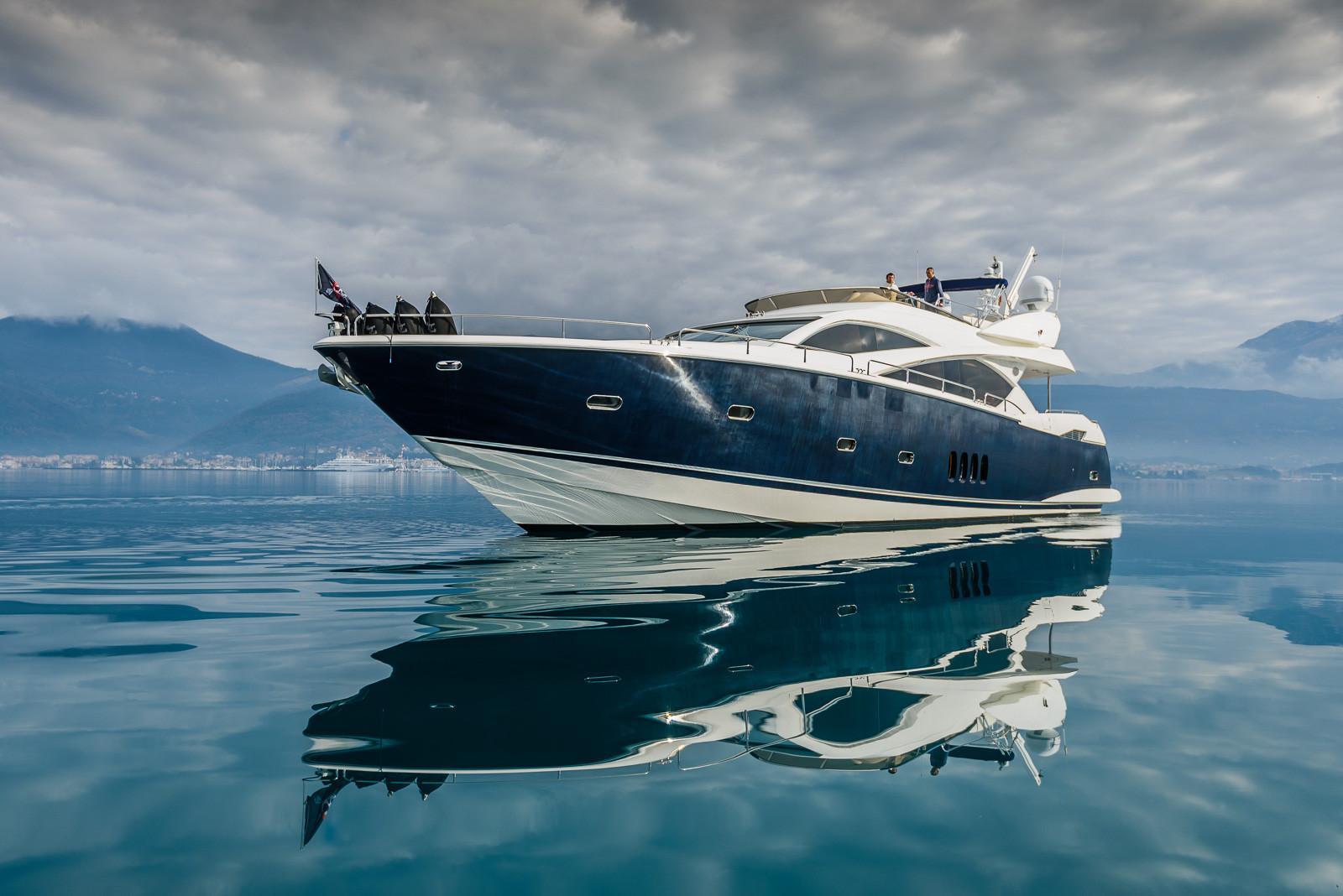 82.51 ft Sunseeker 82 Yacht
