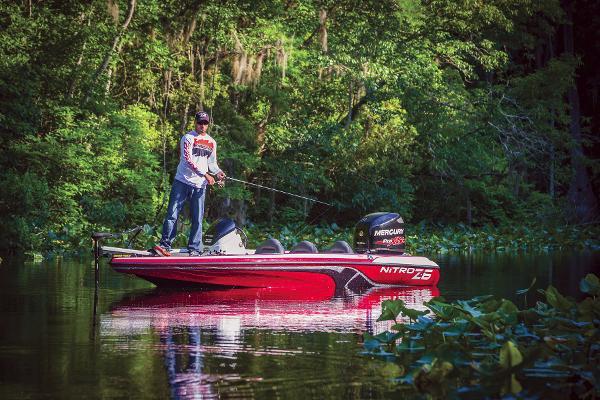 2015 Nitro boat for sale, model of the boat is Z-6 & Image # 3 of 24