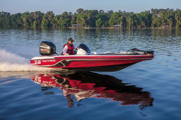 2015 Nitro boat for sale, model of the boat is Z-6 & Image # 2 of 24