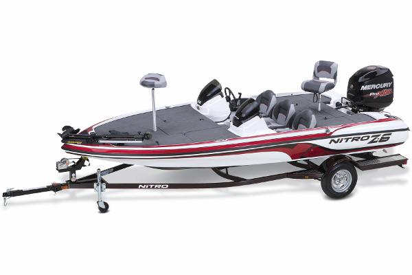 For Sale: 2015 Nitro Z-6 17ft<br/>Pride Marine - Eganville