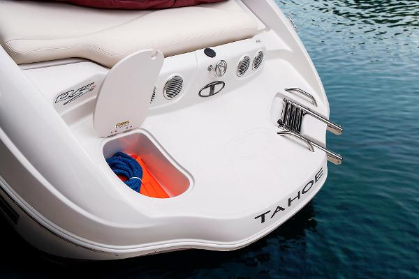 2014 Tahoe boat for sale, model of the boat is Q5i & Image # 11 of 38