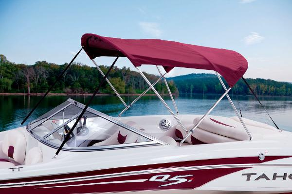 2014 Tahoe boat for sale, model of the boat is Q5i & Image # 13 of 38