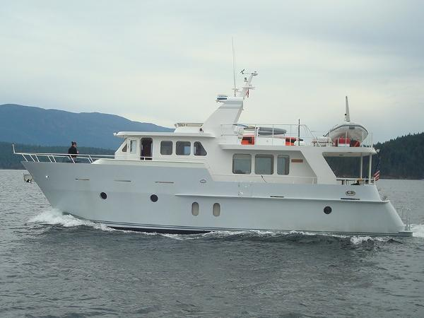 Picture Of:  60' Inace Buccaneer 2004Yacht For Sale | 1 of 49