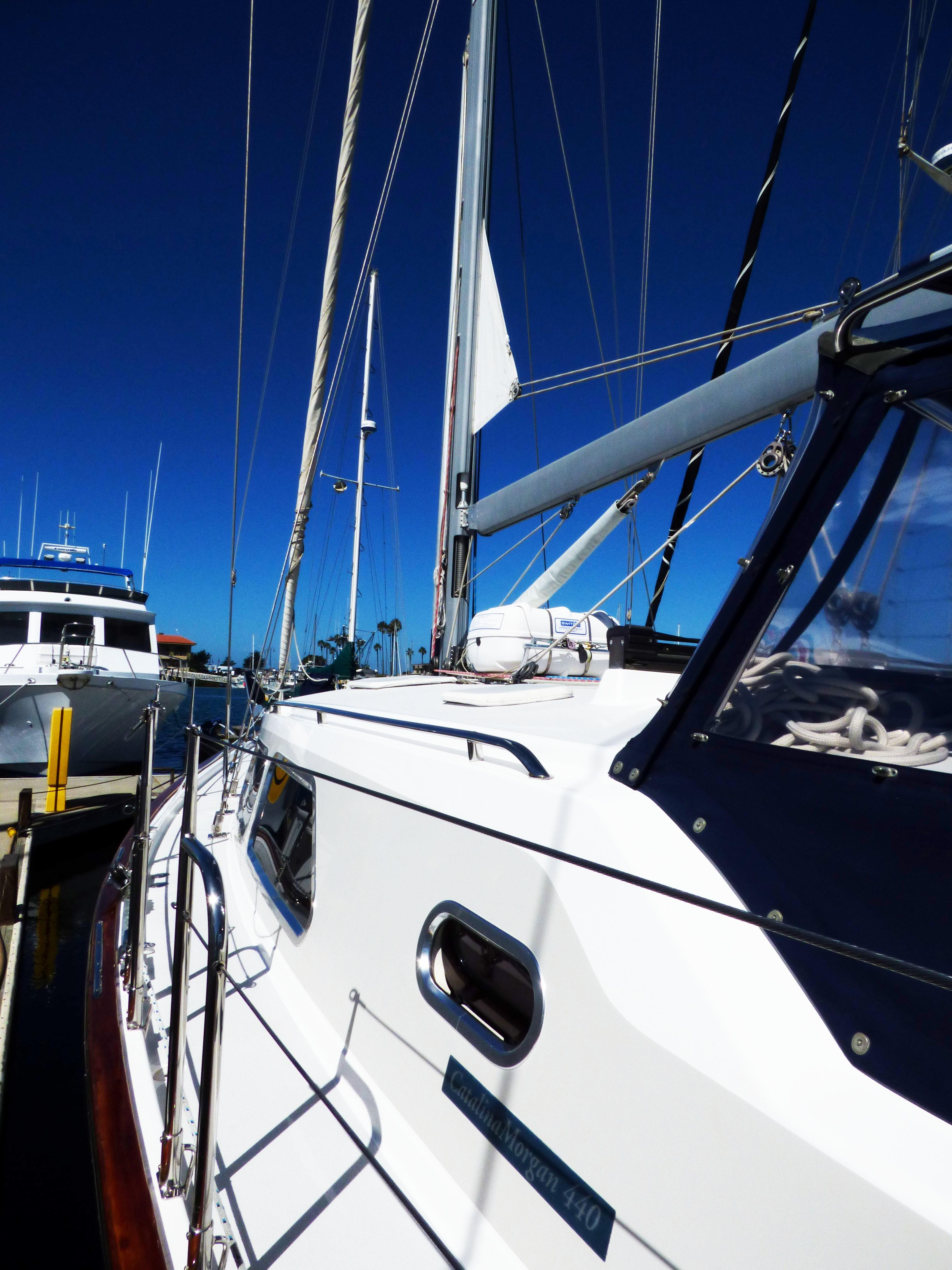 44' Catalina Morgan 440 2006 | Seacoast Yachts