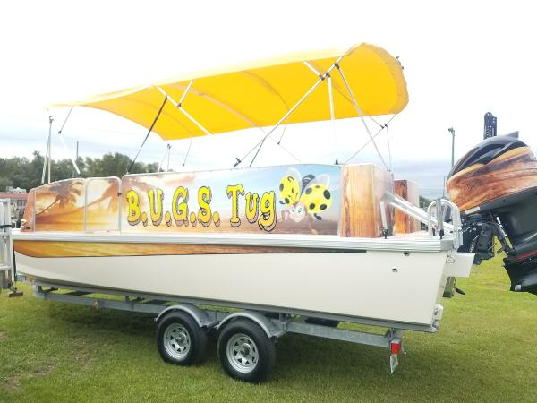 2015 Beachcat boat for sale, model of the boat is 230 & Image # 3 of 14