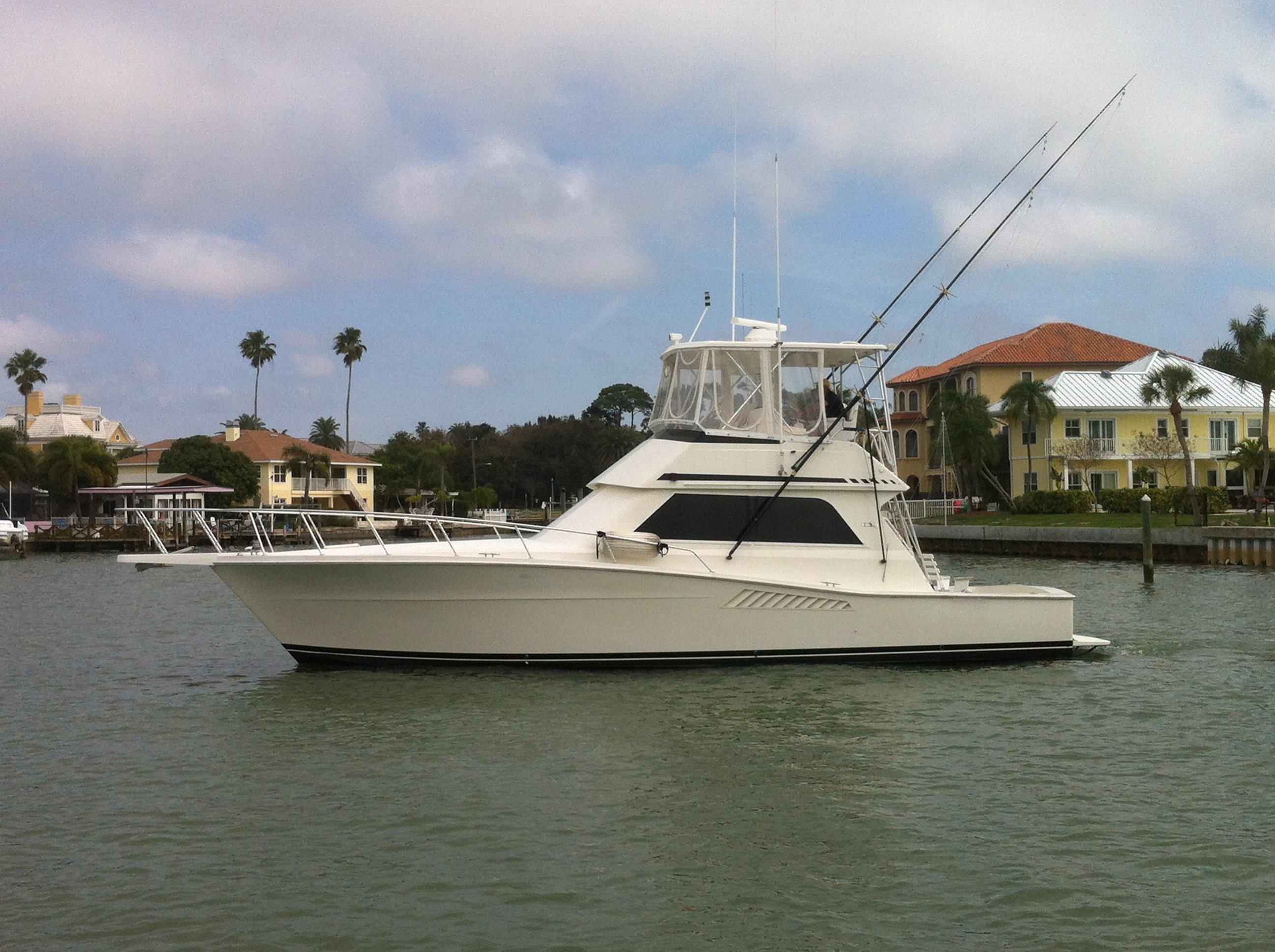 1996 viking yachts 43 convertible for sale for Viking sport fish