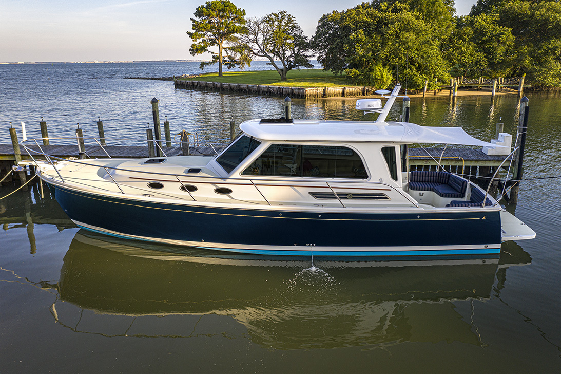 Used Back Cove Yachts For Sale | Pre-Owned Boats | Boston Yacht