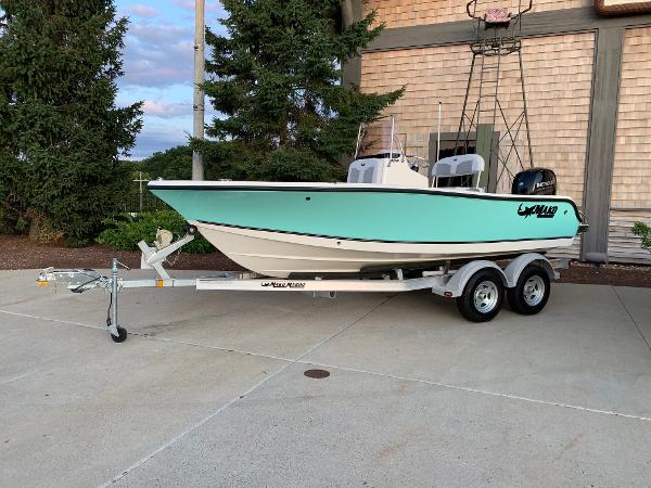 2019 Mako boat for sale, model of the boat is 184 CC & Image # 21 of 28