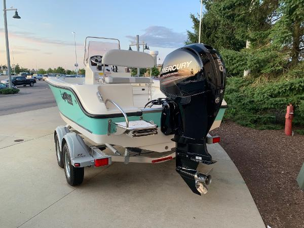 2019 Mako boat for sale, model of the boat is 184 CC & Image # 25 of 28