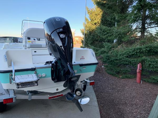 2019 Mako boat for sale, model of the boat is 184 CC & Image # 27 of 28