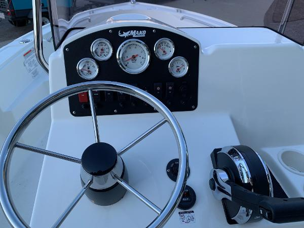 2019 Mako boat for sale, model of the boat is 184 CC & Image # 28 of 28