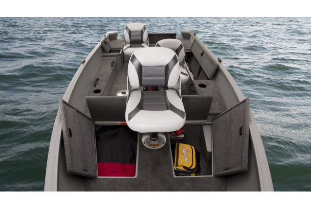 Alumacraft Escape 145 Tiller