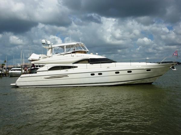 Viking Sport Cruisers/Princess V65 Motor Yachts. Listing Number: M-3863437