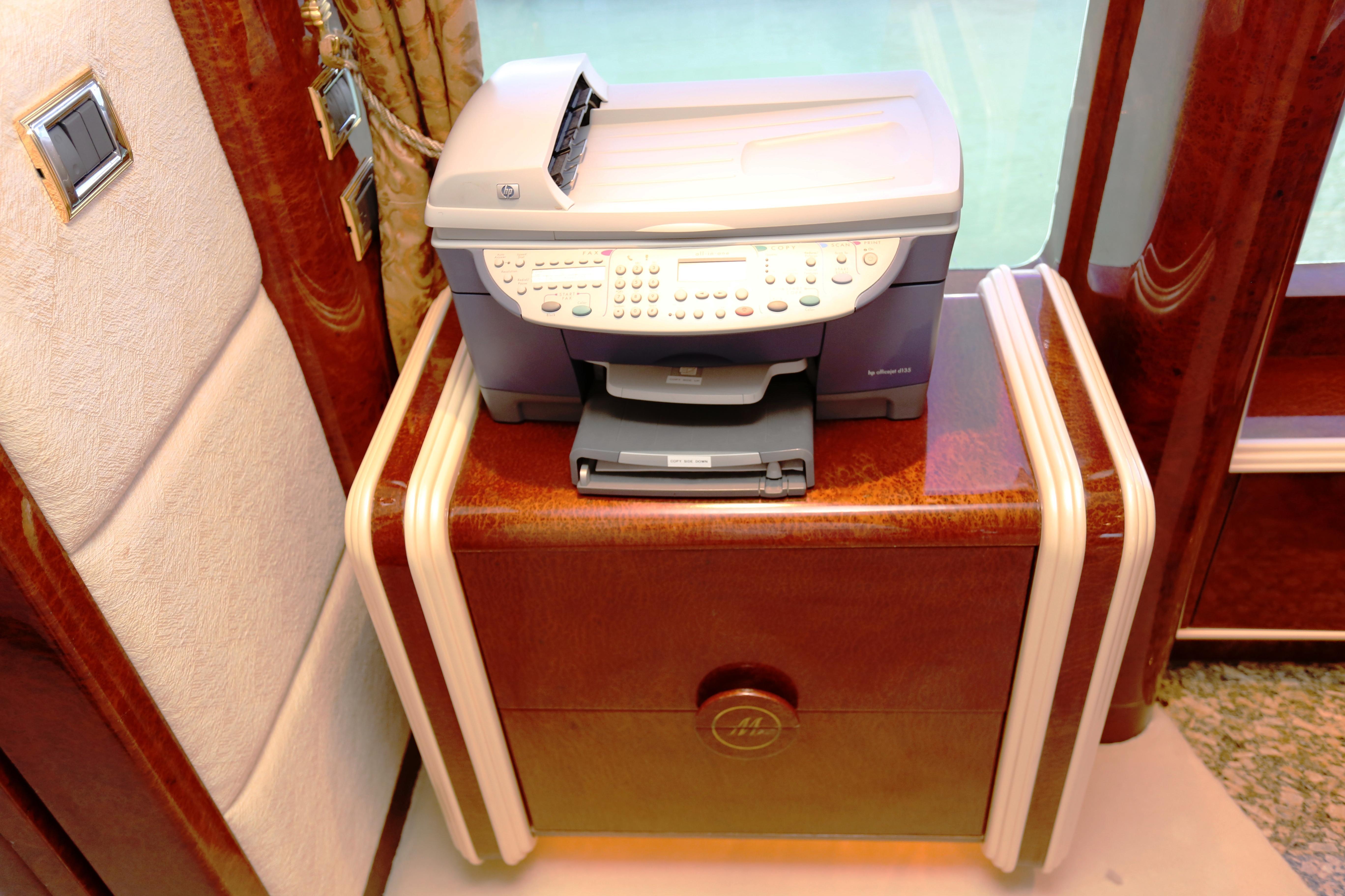Millennium Yacht Fax