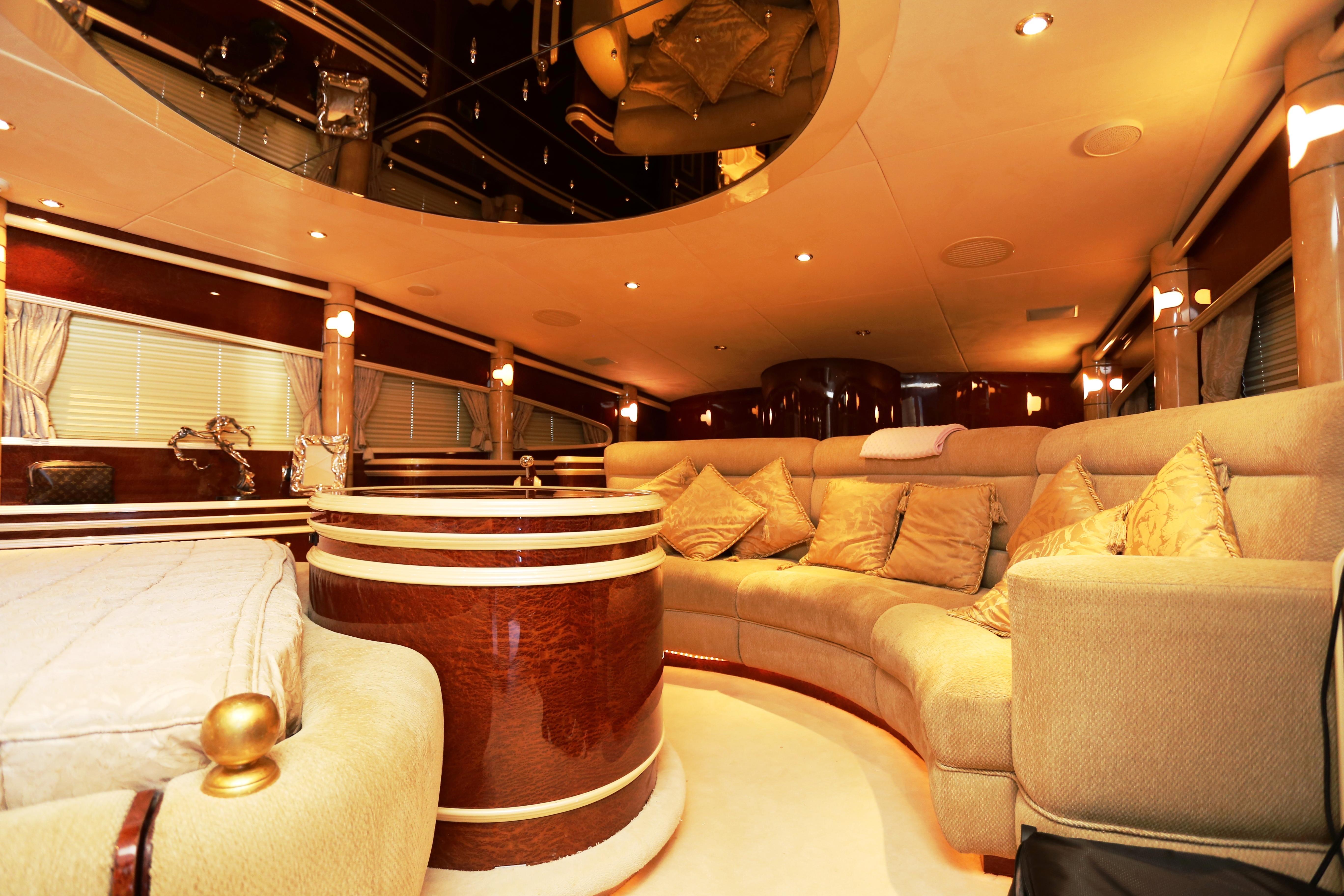 Millennium Yacht Master Stateroom