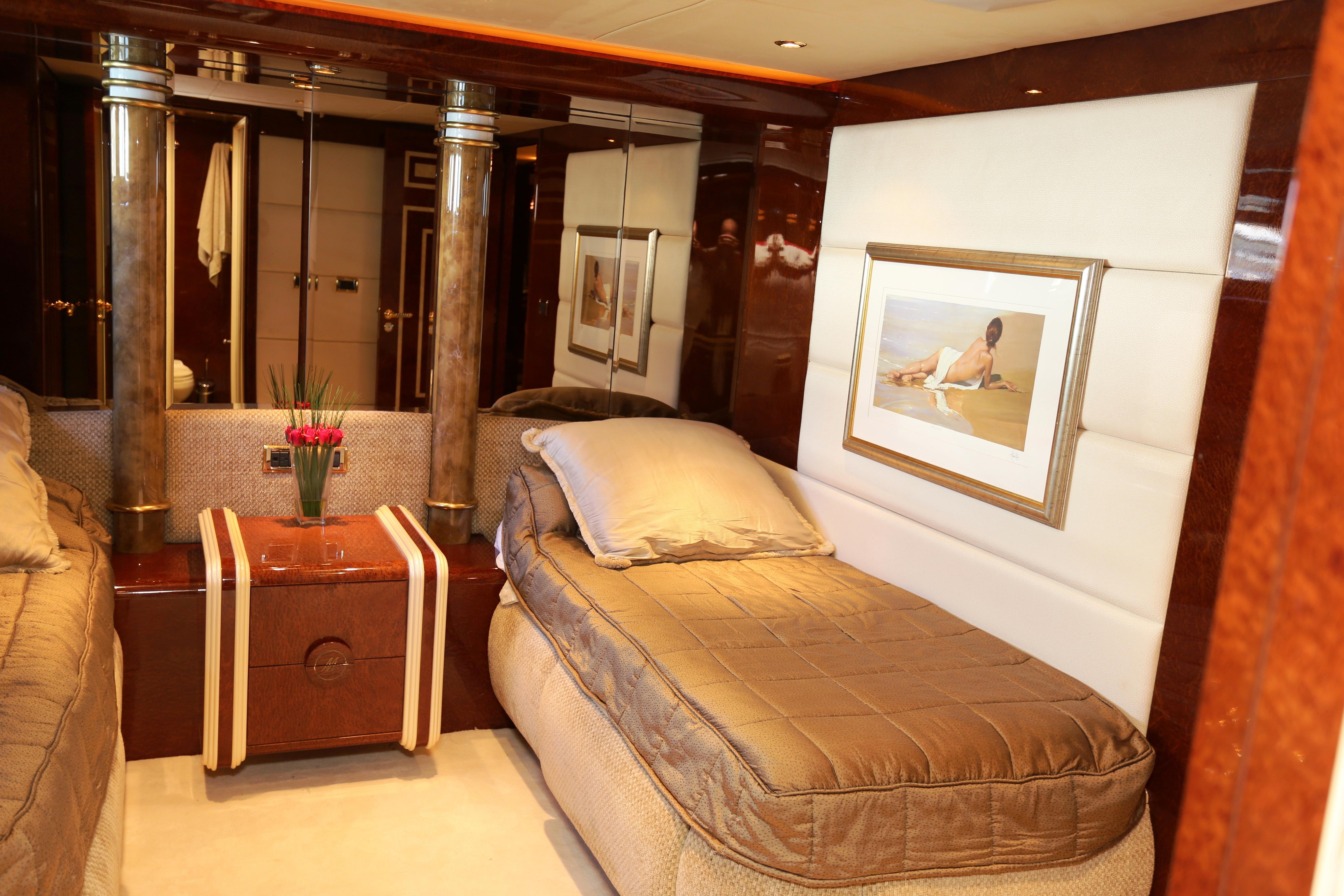 Millennium Yacht Guest Room