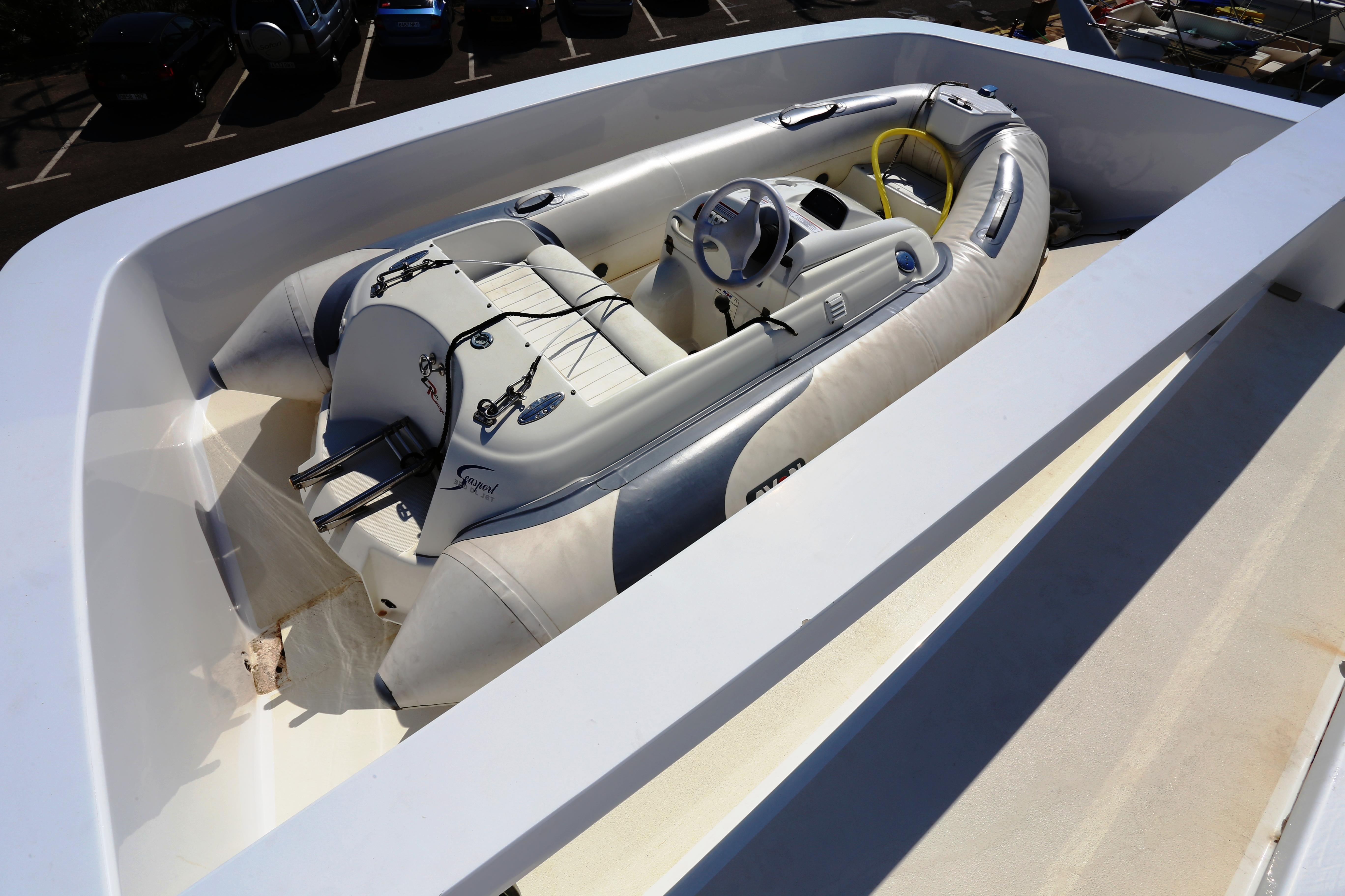 Millennium Yacht Tender