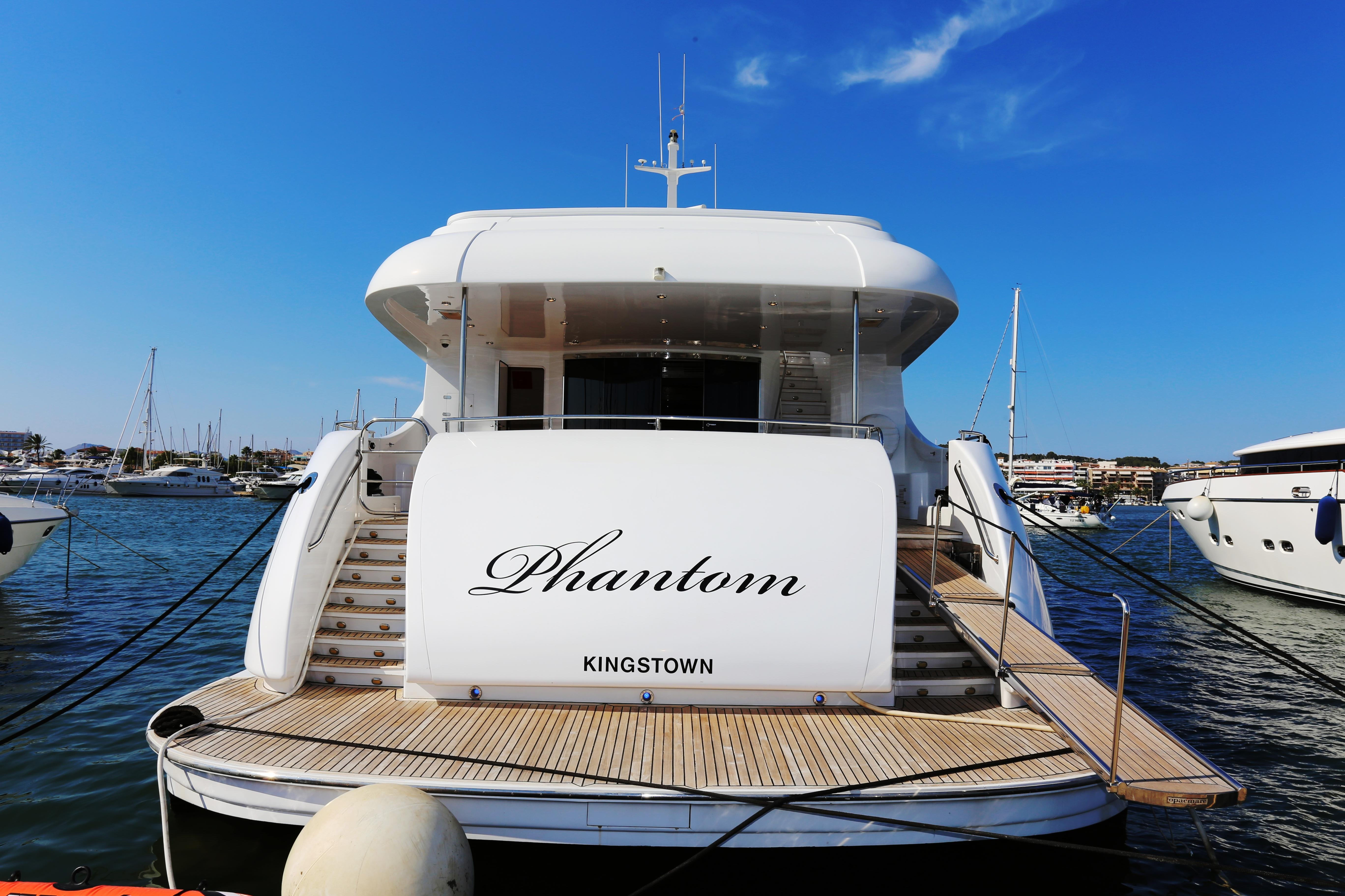 Millennium Yacht Profile