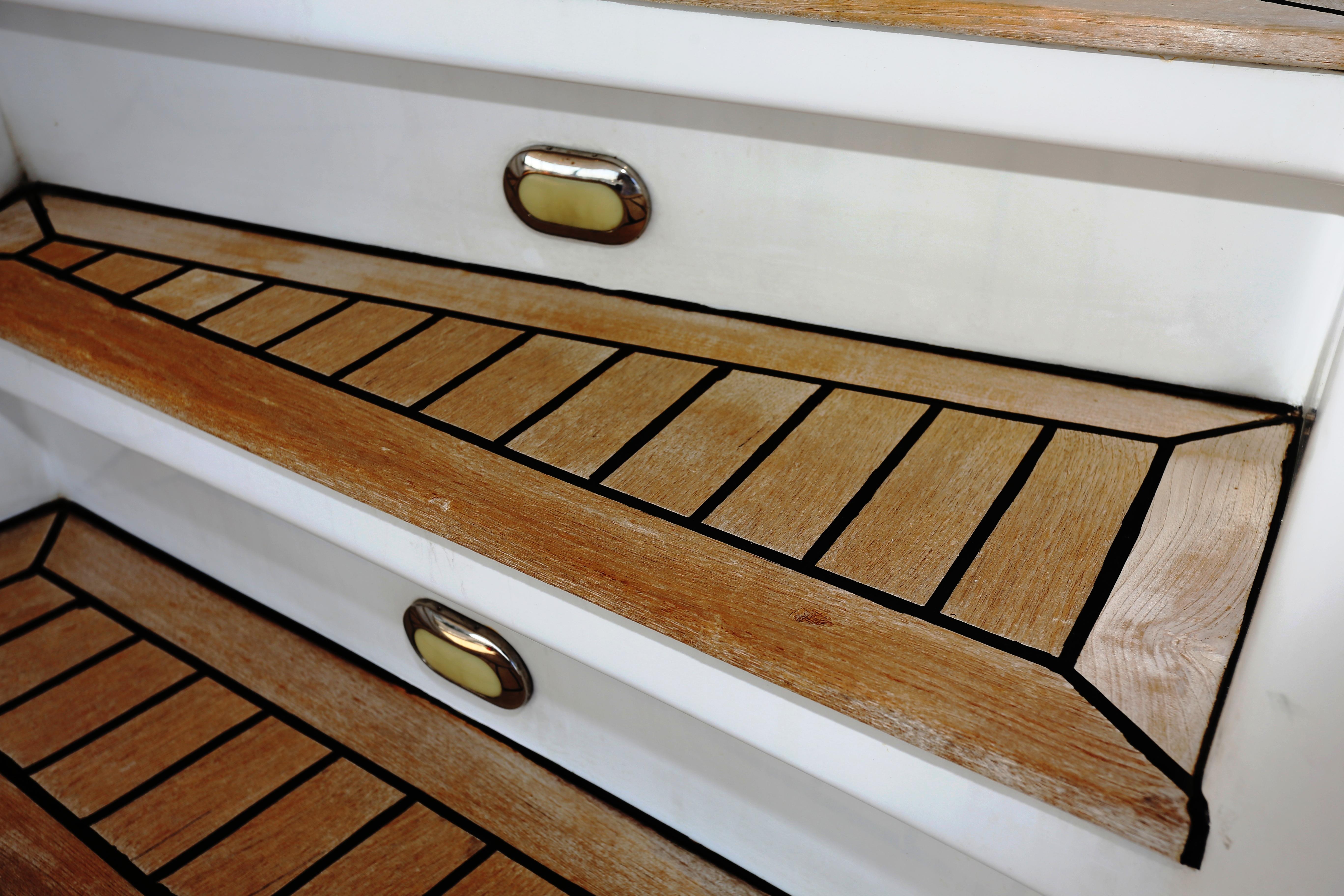 Millennium Yacht Deck