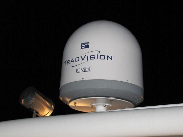 Millennium Yacht Satellite
