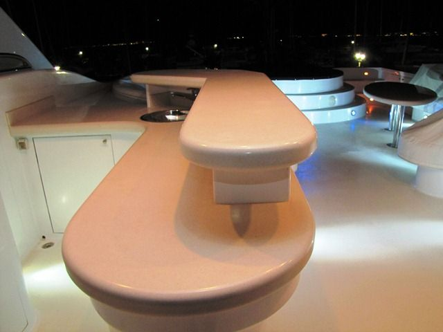 Millennium Yacht Sun Deck