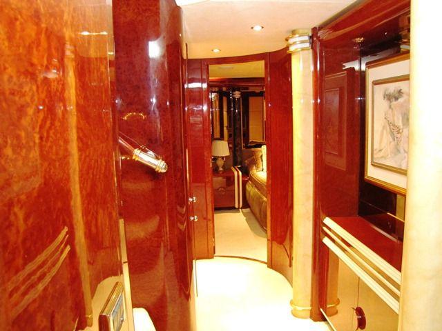 Millennium Yacht Hallway