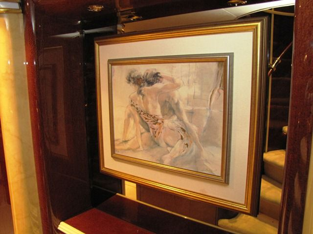 Millennium Yacht Art Decor
