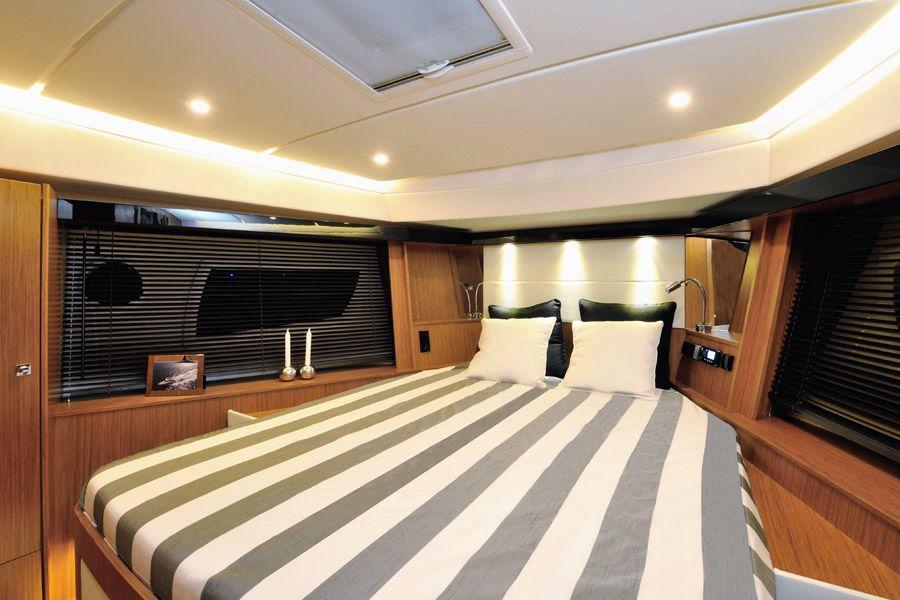 Manufacturer Provided Image: Bavaria Virtess 420 Fly Cabin