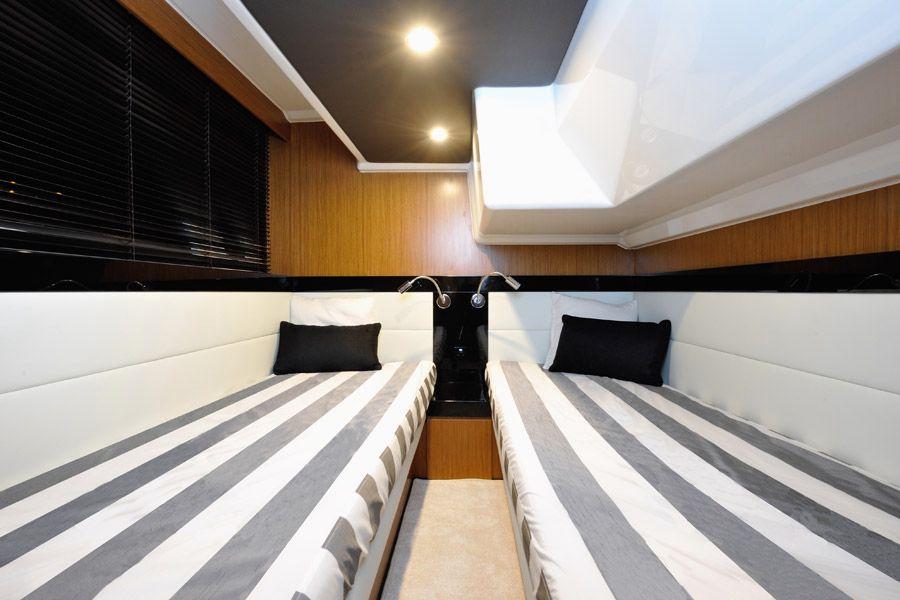 Manufacturer Provided Image: Bavaria Virtess 420 Fly Twin Cabin