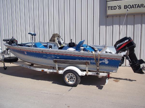 1993 ALUMACRAFT DOMINATOR 16 CS for sale