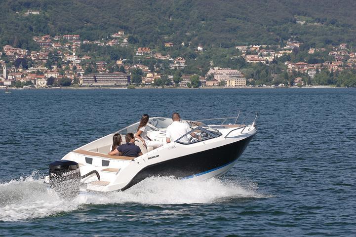 Quicksilver 645 Cruiser
