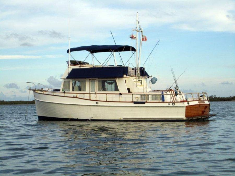 1980 Grand Banks 42 Classic (updated)