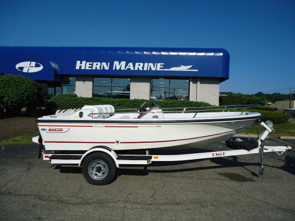1995 BOSTON WHALER RAGE 15 for sale