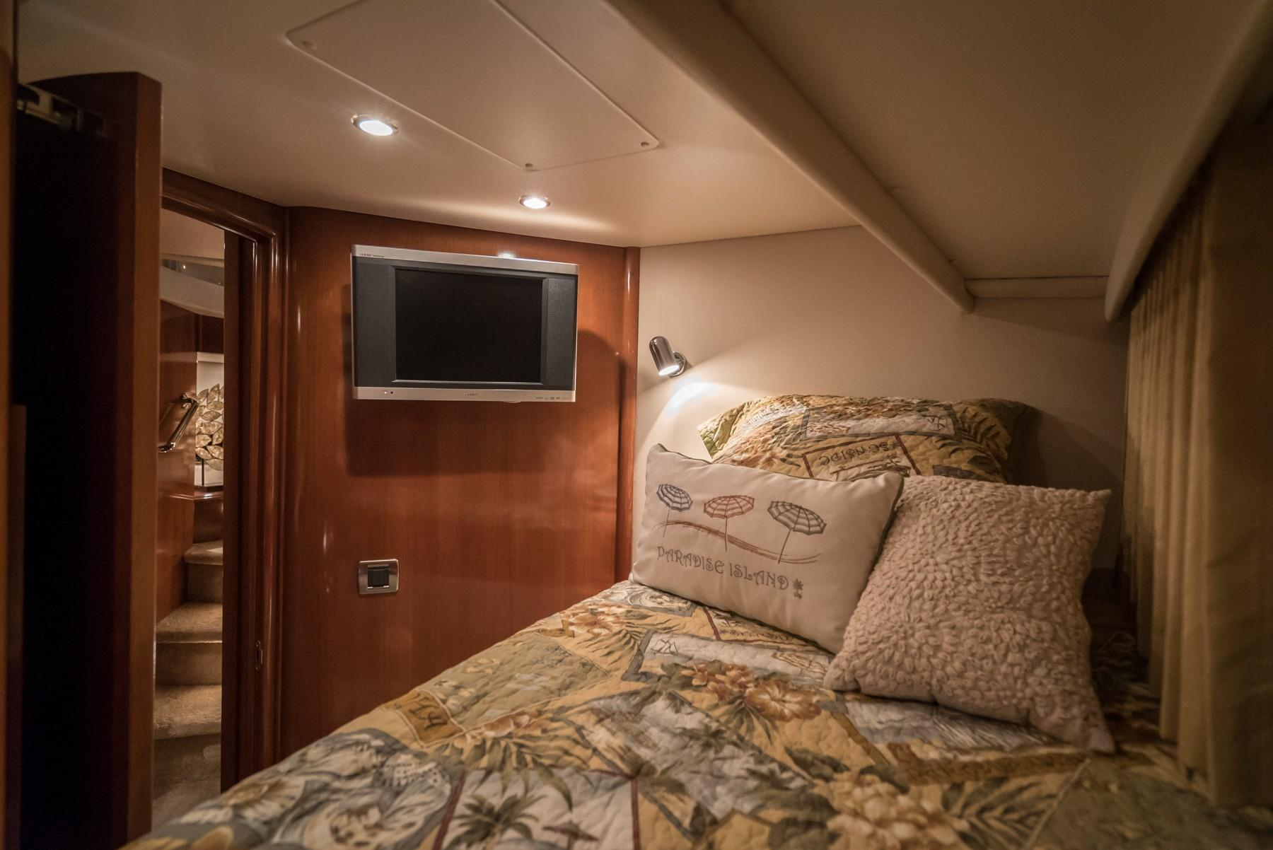 Third Stateroom Over Under Bunks
