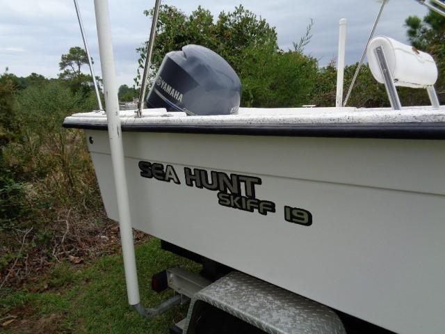 Sea Hunt 19 Skiff - Photo: #9