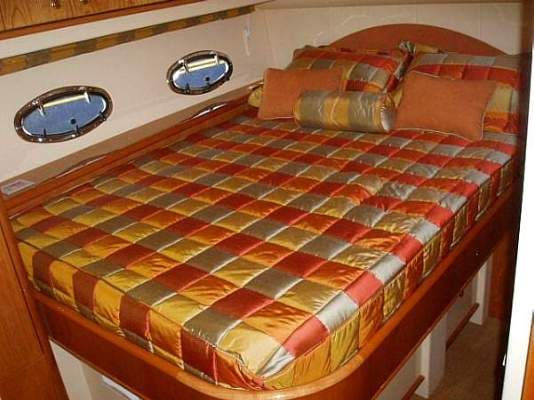 Starboard Guest Cabin