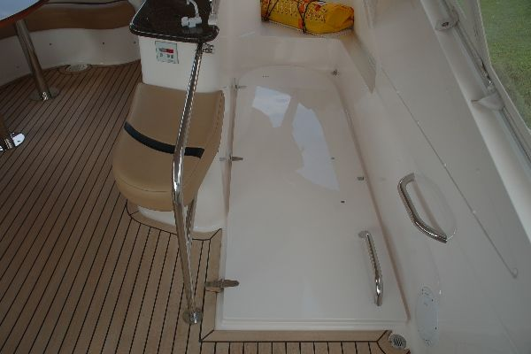 Flybridge Hatch