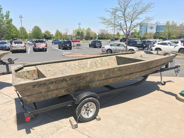 2019 TRACKER BOATS GRIZZLY 1648 JON for sale